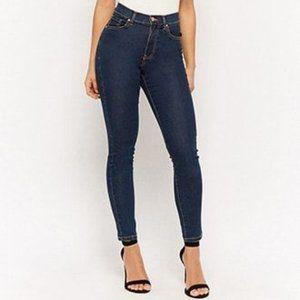F21 High Waisted Super Soft Jeans